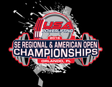 15th Annual USA Powerlifting American Open Championships (NS-2016-07)