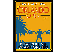 1st Annual Orlando Open USA Powerlifting Championships