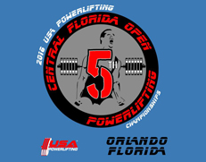 5th Annual USA Powerlifting Central Florida Open Powerlifting Championships