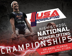 Boy/Girls High School National Powerlifting Championships