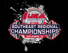 2017 USA Powerlifting Southeastern Regional Championships (RG-2017-08)