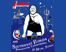 2018 USA Powerlifting Southwest Florida Championships (FL-2018-06) - Fort Myers, FL