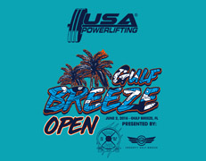 USA Powerlifting Gulf Breeze Open - Gulf Breeze, FL