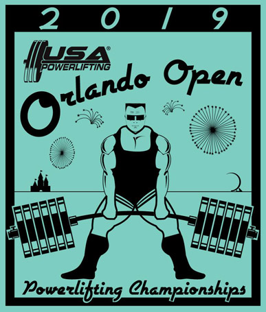 4th Annual USA Powerlifting Orlando Open Championships (FL-2019-08)