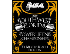 2nd Annual USA Powerlifting Southwest Florida Open Championships (FL-2019-02)